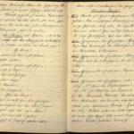 Kriegstagebuch von  Walther Huth, item 30