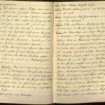 Kriegstagebuch von  Walther Huth, item 35