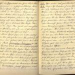 Kriegstagebuch von  Walther Huth, item 37