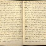 Kriegstagebuch von  Walther Huth, item 42