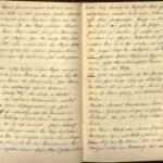 Kriegstagebuch von  Walther Huth, item 44