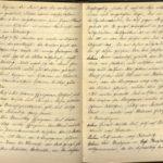 Kriegstagebuch von  Walther Huth, item 45