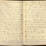 Kriegstagebuch von  Walther Huth, item 47