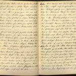 Kriegstagebuch von  Walther Huth, item 48