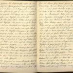 Kriegstagebuch von  Walther Huth, item 49