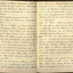 Kriegstagebuch von  Walther Huth, item 50