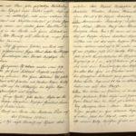 Kriegstagebuch von  Walther Huth, item 54