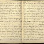 Kriegstagebuch von  Walther Huth, item 58