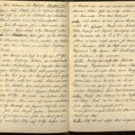 Kriegstagebuch von  Walther Huth, item 61