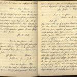 Briefe von Walther Huth an seine Eltern und Bekannte , item 9