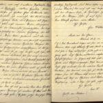 Briefe von Walther Huth an seine Eltern und Bekannte , item 10