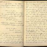 Briefe von Walther Huth an seine Eltern und Bekannte , item 13