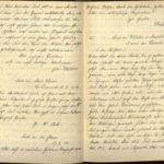 Briefe von Walther Huth an seine Eltern und Bekannte , item 15