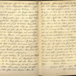Briefe von Walther Huth an seine Eltern und Bekannte , item 16