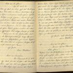 Briefe von Walther Huth an seine Eltern und Bekannte , item 17