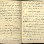 Briefe von Walther Huth an seine Eltern und Bekannte , item 19