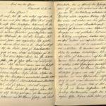 Briefe von Walther Huth an seine Eltern und Bekannte , item 24