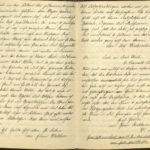 Briefe von Walther Huth an seine Eltern und Bekannte , item 25