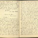 Briefe von Walther Huth an seine Eltern und Bekannte , item 30