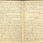Briefe von Walther Huth an seine Eltern und Bekannte , item 40