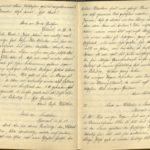 Briefe von Walther Huth an seine Eltern und Bekannte , item 42