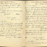 Briefe von Walther Huth an seine Eltern und Bekannte , item 54