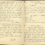 Briefe von Walther Huth an seine Eltern und Bekannte , item 55