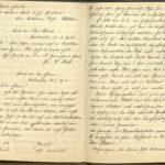 Briefe von Walther Huth an seine Eltern und Bekannte , item 57