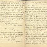 Briefe von Walther Huth an seine Eltern und Bekannte , item 58