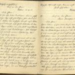 Briefe von Walther Huth an seine Eltern und Bekannte , item 60