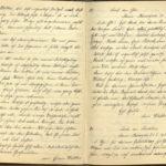 Briefe von Walther Huth an seine Eltern und Bekannte , item 61