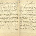 Briefe von Walther Huth an seine Eltern und Bekannte , item 66