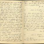 Briefe von Walther Huth an seine Eltern und Bekannte , item 69