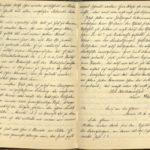 Briefe von Walther Huth an seine Eltern und Bekannte , item 74