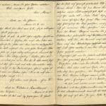 Briefe von Walther Huth an seine Eltern und Bekannte , item 77