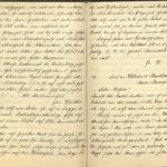 Briefe von Walther Huth an seine Eltern und Bekannte , item 79