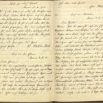 Briefe von Walther Huth an seine Eltern und Bekannte , item 81
