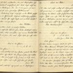 Briefe von Walther Huth an seine Eltern und Bekannte , item 85