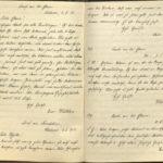 Briefe von Walther Huth an seine Eltern und Bekannte , item 89