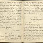 Briefe von Walther Huth an seine Eltern und Bekannte , item 92
