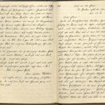 Briefe von Walther Huth an seine Eltern und Bekannte , item 93