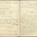 Briefe von Walther Huth an seine Eltern und Bekannte , item 97