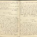 Briefe von Walther Huth an seine Eltern und Bekannte , item 98