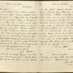 Briefe von Walther Huth an seine Eltern und Bekannte , item 104