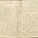 Briefe von Walther Huth an seine Eltern und Bekannte , item 107
