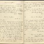 Briefe von Walther Huth an seine Eltern und Bekannte , item 110