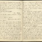 Briefe von Walther Huth an seine Eltern und Bekannte , item 111