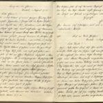Briefe von Walther Huth an seine Eltern und Bekannte , item 116