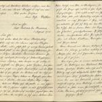 Briefe von Walther Huth an seine Eltern und Bekannte , item 117