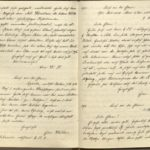 Briefe von Walther Huth an seine Eltern und Bekannte , item 119